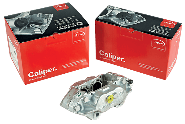 Caliper packaging