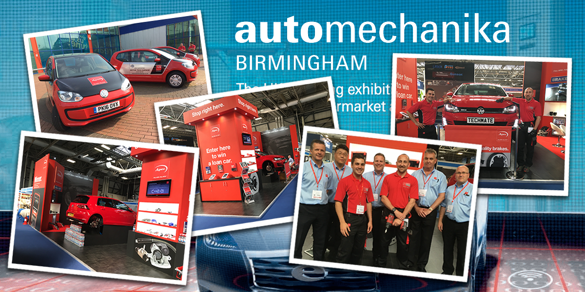 Many stop with Apec at Automechanika.