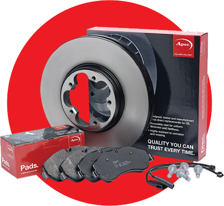 Apec Braking | Full Spec  Full stop  - Home
