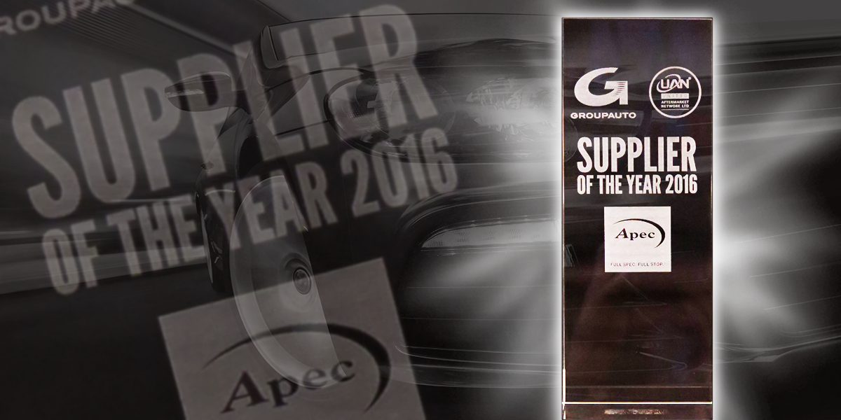 Supplier of the Year Awards